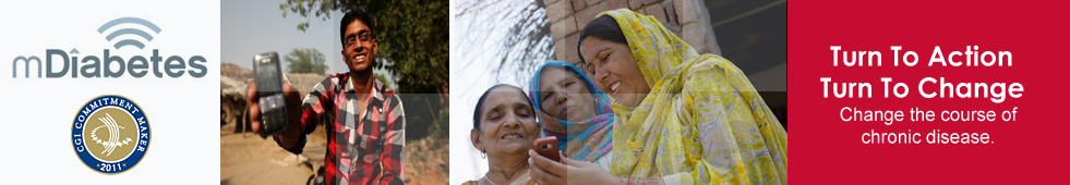 Arogya World Launches New Diabetes Prevention mHealth Program in India with Nokia Life Tools
